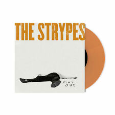 "THE STRYPES - FLAT OUT E.P.: 7"" VINYL SINGLE (June 1st 2015)"