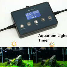 Digital LCD Timer Dimmer Modulator Controller For LED Aquarium Fish Tank Light