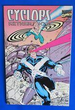 1994 CYCLOPS RETRIBUTION NM SC Marvel Comics Graphic Novel Bob Harras