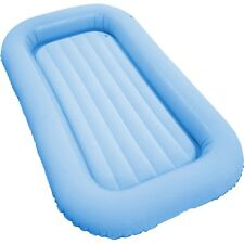 Sunncamp Childrens Junior PVC Air Bed Airbed Camping Blue