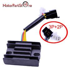 Régulateur Redresseur Voltage pour Suzuki GN125 1982-2001 GZ125 1998-2011#