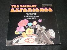 Psychedelic BSA Motorcycle Sleeve 7 inch EP THE TIPALET EXPERIENCE Moby Grape +