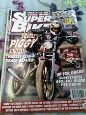 SuperBike magazine (april 1994)klx650/munch mammoth/gpx, gsx, & cbr 600 test