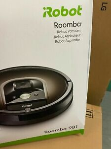 iRobot Roomba 981 Robot Vacuum WIFI Connected Mapping works with Alexa