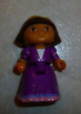 "Dora the Explorer - Mega Bloks Figure Princess Dora Lego Duplo 3.5"""