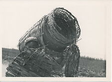 AGDE c. 1935 - Casiers Poissons Campement Pêcheurs Vignerons Hérault - P 833
