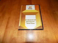 IN SEARCH OF HISTORY SAMURAI WARRIORS Japanese Warrior History Channel DVD NEW