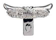 Silver Plated Wing Bail Jewelry Cabochon 1 PC
