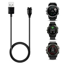 Replacement Charging ~ Data Sync Cable For Garmin Fenix 5 5S 5X Forerunner Watch