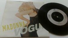 "MADONNA - VOGUE SINGLE VERSION / KEEP IT TOGETHER SINGLE REMIX VINYL 7""  EX+/VG+"