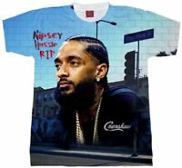 Nipsey Hussle Crenshaw Shirt. Same Day Shipping! Adult and Youth Sizes. Hip Hop