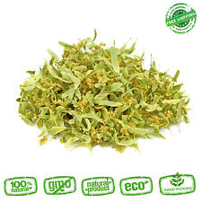 Russian Organic Linden dry Leaf and Flower Herb Tea from SIBERIA 150gr.  5 oz.