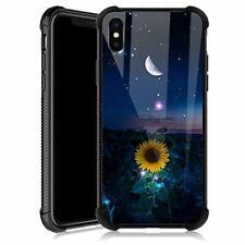 IPhone Xs Max caso, di Girasole Moon Star Sky iPhone Xs Max casi per Ragazze, PRESEN