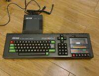 Amstrad CPC 464 & MP-1 Modulator and user manual read description