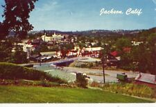 JACKSON, CA, COUNTY SEAT OF AMADOR COUNTY photo by Ray Foster