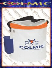 Bucket Colmic Mullet PVC for alive Ø27x24cm with pocket for oxygenator