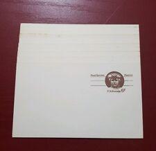 Vintage Unused Paul Revere Six (6) Cent Postage Post Card postcards set of 10
