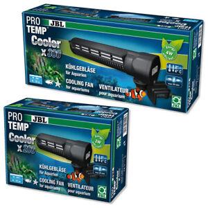 JBL Pro Temp Coolers X Cooling Fans x200 x300 Controller Aquarium Fish Tank