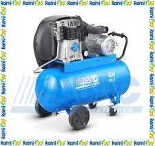 Compressore a cinghia 100 lt ABAC A39B 100 CM3 professionale aria compressa 3 HP