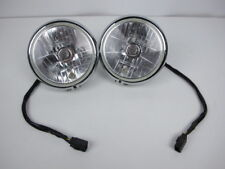 Triumph Street Triple 675 07-12 Pair of Genuine Complete Front Headlamps Lamps