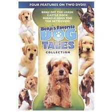 Benjis Favorite Dog Tales Collection (DVD, 2010, 2-Disc Set) childrens movies
