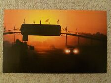 1981 12 Hours of Sebring Race Car Print Picture Poster RARE!! Awesome L@@K