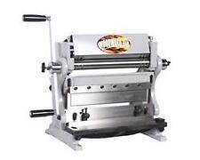 "Woodward Fab 12"" 3 in 1 Sheet Metal Bender Roller Shearing Cutting  Machine"