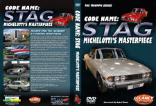 TRIUMPH STAG Double DVD - Codename:Stag by J Clancy NEW