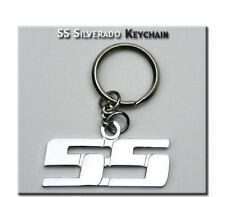 Chevy SS Cobalt Silverado Medallion Keychain