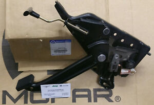 NEW OEM Mopar 5093656AA Parking Emergency Brake Pedal Assembly for Jeep YJ - CJ