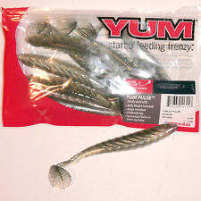8 unid braguitas Yum pulse Shad Swim Bait estados unidos-softbait con flavour Zander color: Houdini