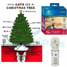 PetSafe Ssscat Spray Control Deterrent System for Cats and Dogs Ppd00-16168 New