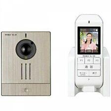 Wireless Video Intercom Aiphone WL-11 Easy Installation Operation Japan Tracking