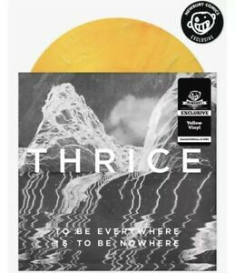 Thrice To Be Everywhere Is To Be Nowhere Newbury Exclusive Vinyl Record