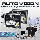 For 1992-2016 Toyota Corolla Fog/Headlight 35W 55W HID Kit AutoVizion Xenons