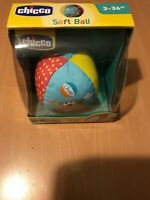 Chicco Baby Soft Ball 3-36m Baby Sences