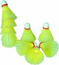 Premium Plastic Badminton Shuttle Cork for Outdoor and Indoor Sports For Kids