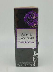 Avril Lavigne Forbidden Rose Eau De Parfum Spray 30ml/1.0fl.oz. New Sealed