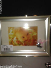 Lawrence Frames Baby Duck Frame 6x4 Silver Tone