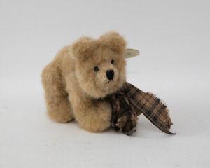 "Green Mountain Bears ""Kirby Cub"" plush bear"