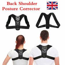 Adjustable Men Women Posture Corrector Brace Body Wellness Shoulder Support Belt