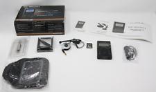 C Crane CC Witness MP3 Recorder-Player w/ Built-In AM/FM Radio w/ Accessories