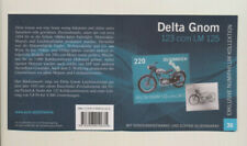 Numiphilum Kollektion Nr. 36 - Sondermarke+Silbermarke Delta Gnom 123ccm LM 125