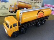 1/50 CORGI Leyland Cylindrical pétrolier Set Double Diamond Go 24302