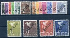 BERLIN 1948 1-20 ohne 8 ** POSTFRISCH Spitzen geprüft BPP (S2341