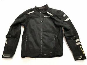Klim Induction 5060 Motorcycle Touring Men's Jacket Size Large