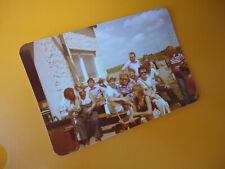 """""""SOMMERFEST"""": FARBFOTO, 4c-FOTOGRAFIE, FOTO, 70-er JAHRE, FAMILIE, FREUNDE, FETE"""
