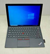 """Lenovo Thinkpad X1 Tablet 12"""", Intel Core m7-6Y75, 16GB RAM, 256GB SSD - Black"""