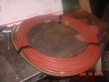"Twin Welding Torch Hose Oxygen Acetylene Oxy 25' 1/4""  Cutting Hose USED"