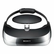 SONY HMZ-T3W Wireless Head Mounted Display Personal 3D Viewer New Japan F/S